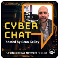 Cyber Chat with Sean Kelley podcast