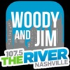 Woody and Jim - 1075 The River Nashville artwork