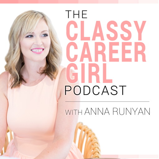 Cover image of The Classy Career Girl Podcast
