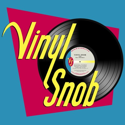 Vinyl Snob EP. 05:  Cutting & Pressing