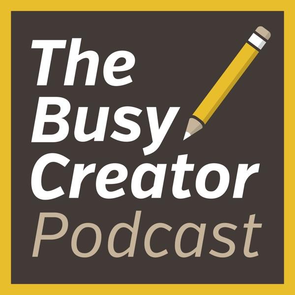 The Busy Creator Podcast with Prescott Perez-Fox | Podbay