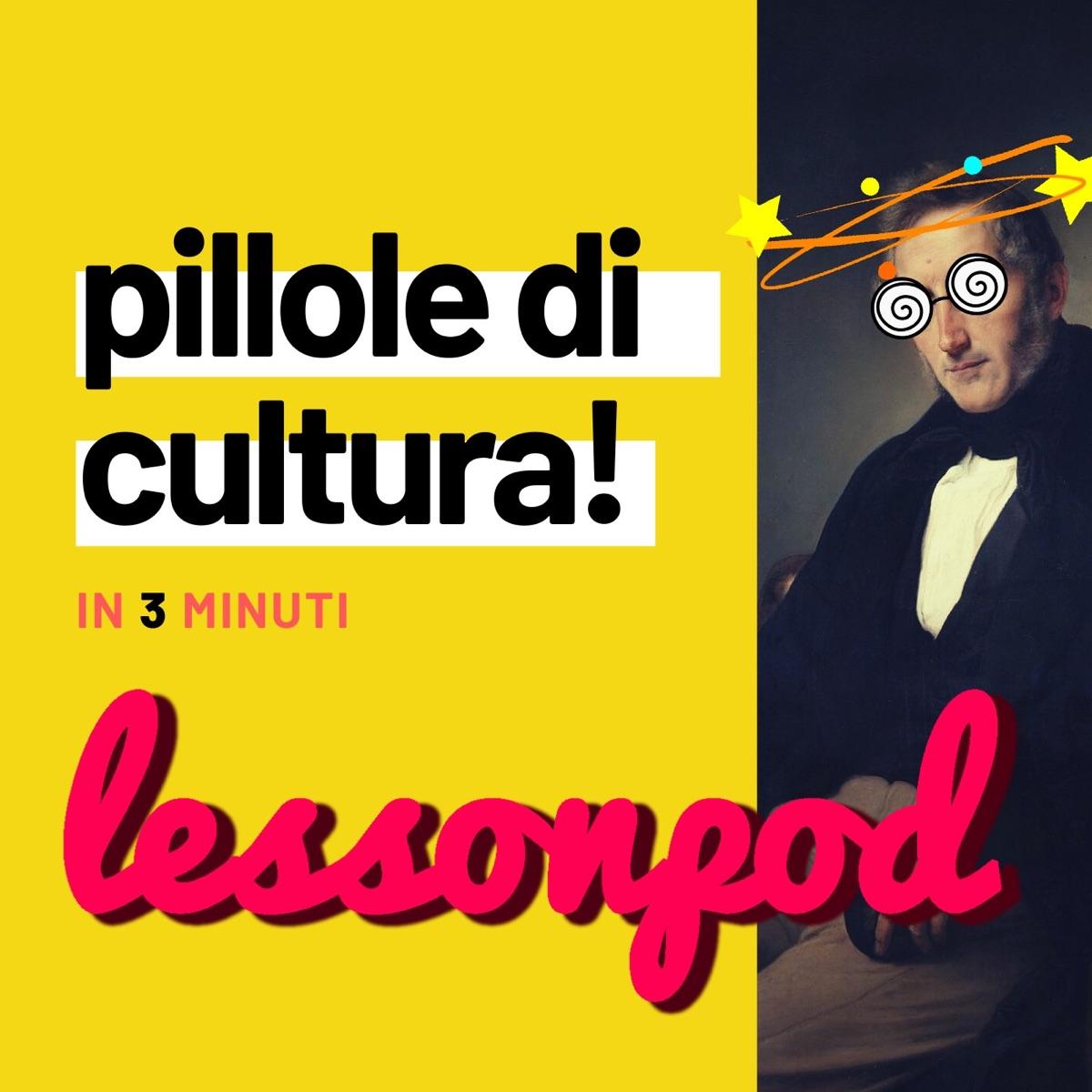 LessonPod: pillole di cultura!
