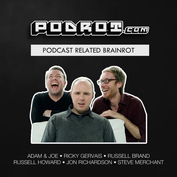 Podrot.com | Ricky Gervais