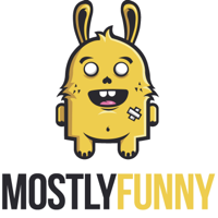 Mostly Funny podcast