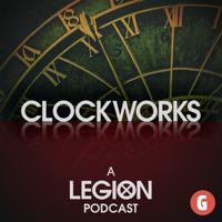 Podcast cover art for Clockworks