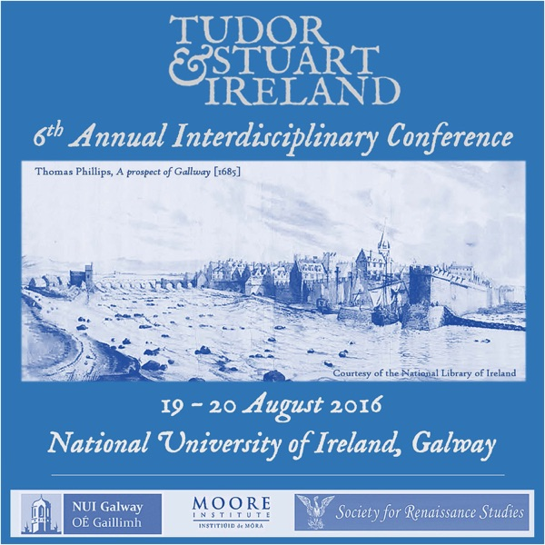 Tudor and Stuart Ireland Conference 2016
