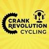 Crank Revolution Cycling artwork
