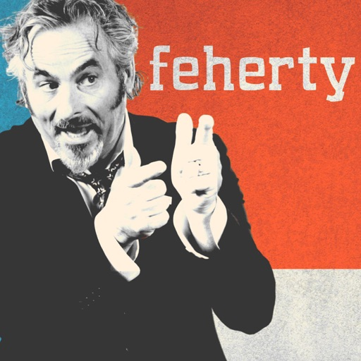 Cover image of Golf Channel's David Feherty Podcast