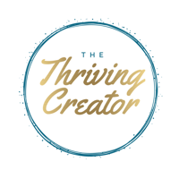 The Thriving Creator podcast