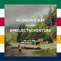 Hudson's Bay Present #ProjectAdventure