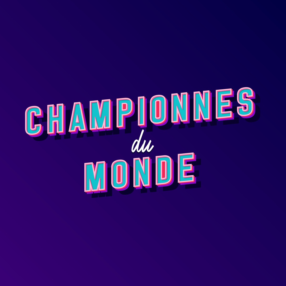 Championnes du Monde