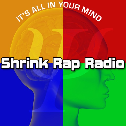 Cover image of Shrink Rap Radio Psychology Interviews: Exploring brain, body, mind, spirit, intuition, leadership, research, psychotherapy a
