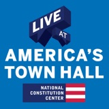 Image of Live at America's Town Hall podcast