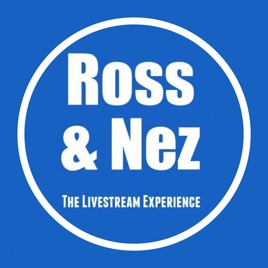 Ross & Nez: The Livestream Experience (Audio): Snapchat and the