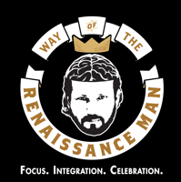 Way of the Renaissance Man Starring Jim Woods podcast