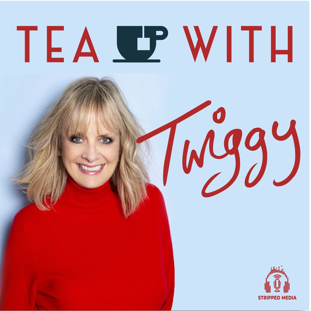 Tea With Twiggy