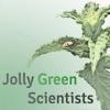 Jolly Green Scientists artwork