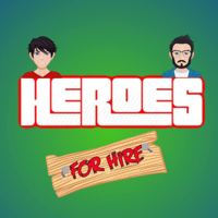 Heroes for Hire podcast