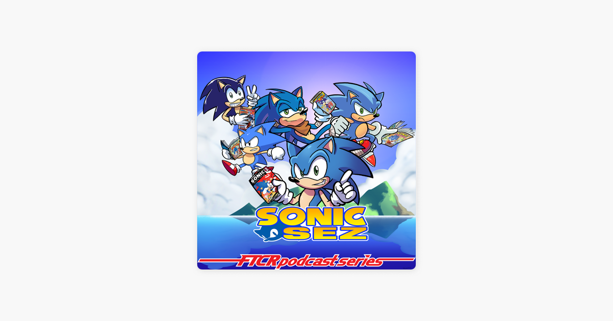 Sonic Sez On Apple Podcasts