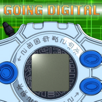 Going Digital: A Digimon Rewatch Podcast podcast