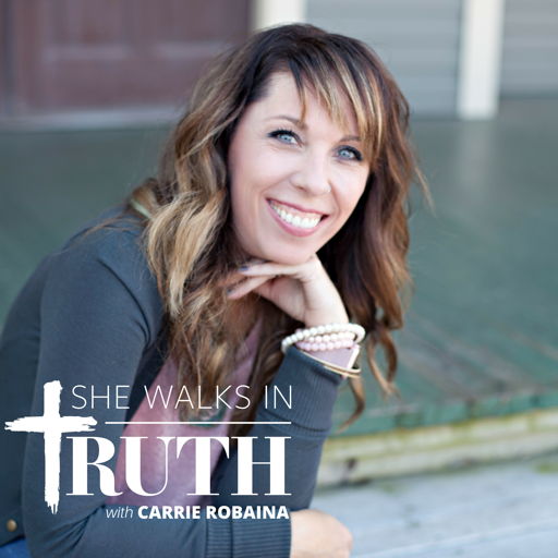 Cover image of She Walks In Truth