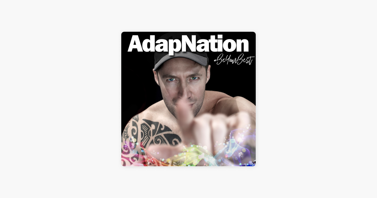AdapNation: all things Self-Optimisation!: #75: What To Eat