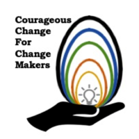 Courageous Change for Change Makers podcast