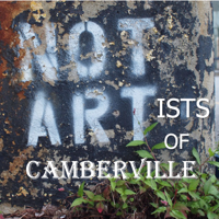 Artists of Camberville podcast