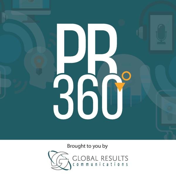 PR 360 podcast show image