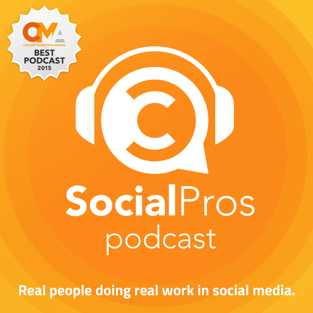 Podcast Title - Social Pros Podcast