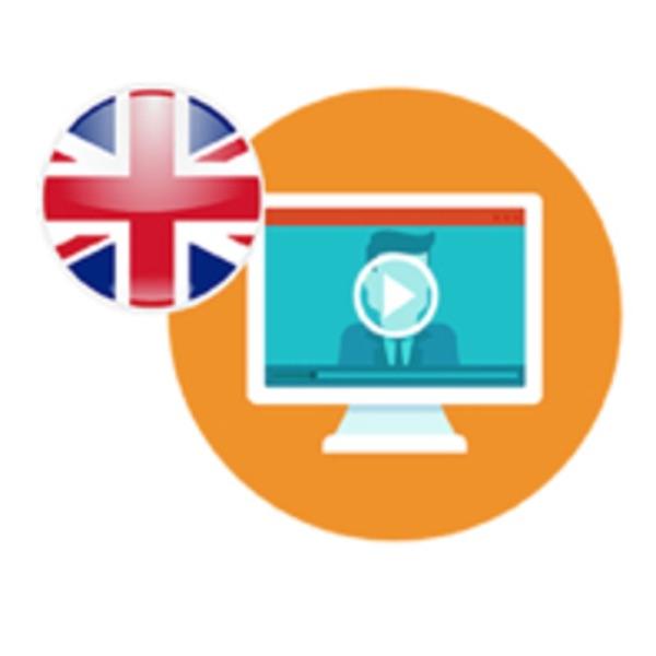 ECLAP. Seminarios en línea. Inglés