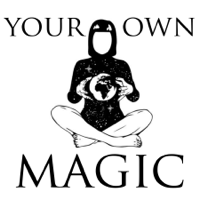 Podcast cover art for Your Own Magic