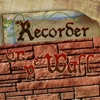 Recorder on the Wall Podcast artwork