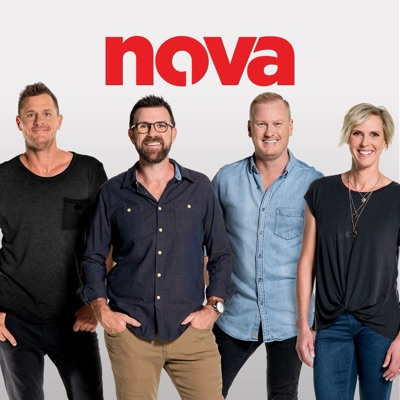 Ash, Kip, Luttsy & Susie O'Neill:Nova
