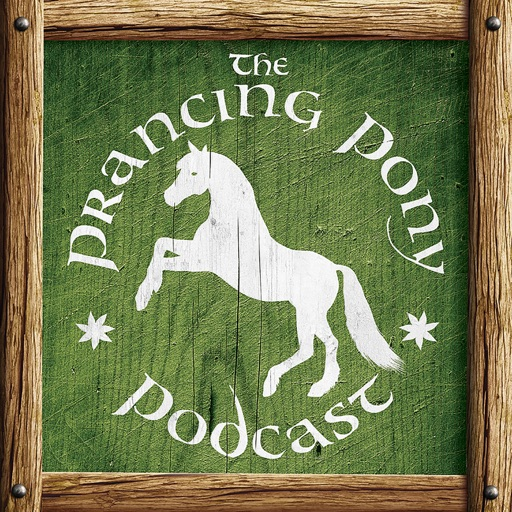 Cover image of The Prancing Pony Podcast – Tolkien and Middle-earth