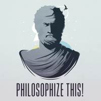 Podcast cover art for Philosophize This!
