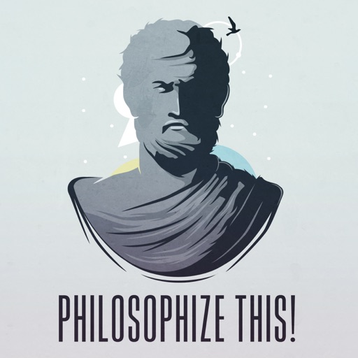 Cover image of Philosophize This!