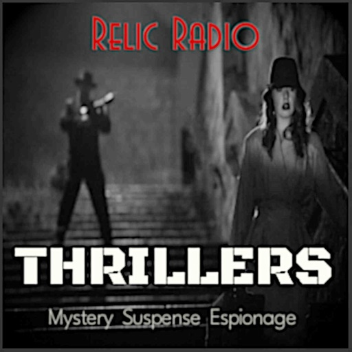 Cover image of Relic Radio Thrillers (Old Time Radio)