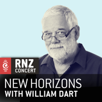 Podcast cover art for RNZ: New Horizons
