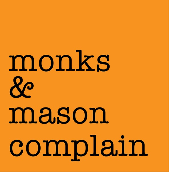 Monks and Mason Complain Artwork