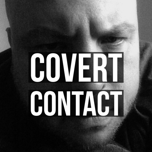 Cover image of Covert Contact: The Blogs of War Podcast