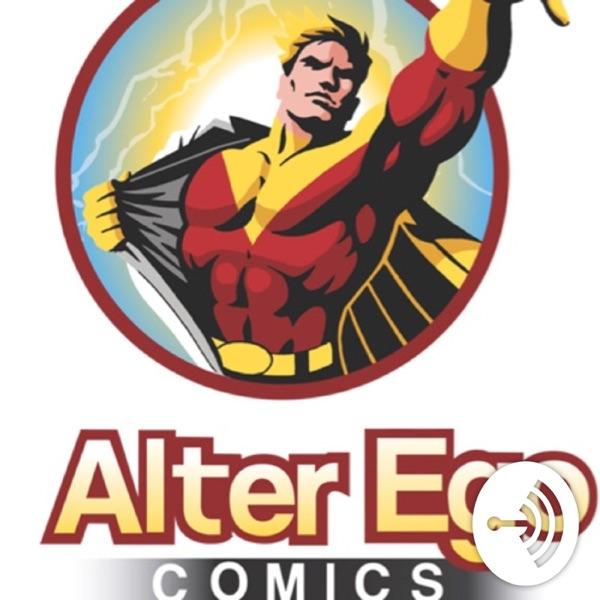 Alter Ego Comics Presents