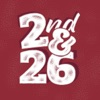 2nd and 26: A show about the Alabama Crimson Tide artwork