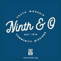 Ninth & O Baptist Church podcast