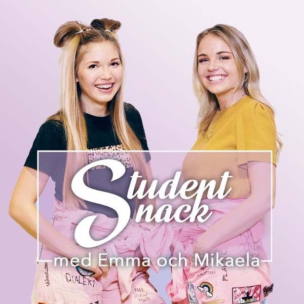 Studentsnack med Emma och Mikaela