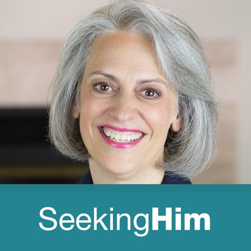 Cover image of Seeking Him
