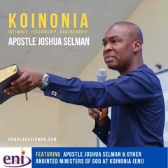 Apostle Joshua Selman (Latest Koinonia Messages) | on DownloadSermon.com