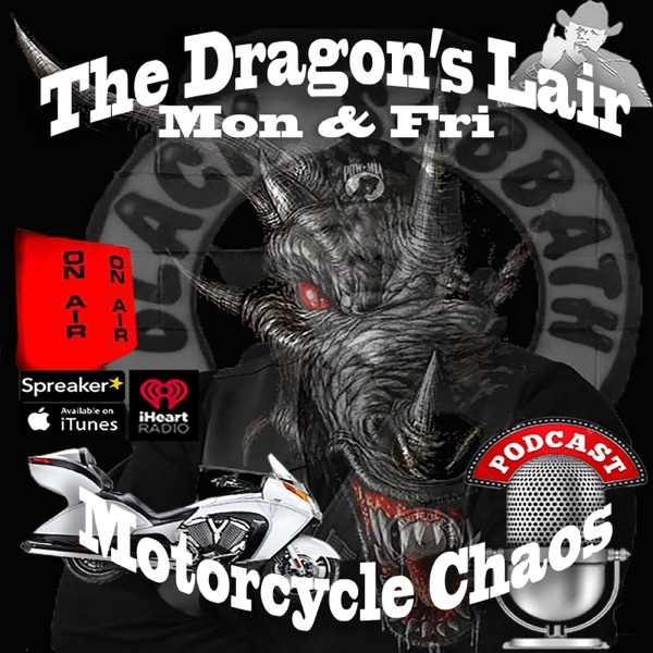 The Dragon's Lair Motorcycle Chaos