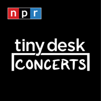 Podcast cover art for Tiny Desk Concerts - Audio