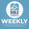 Bible Geeks Weekly artwork